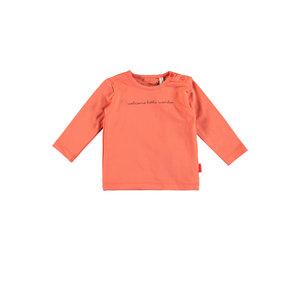Bampidano Bampidano newborn neutraal shirt Dion Coral