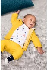 Bampidano Bampidano newborn joggingbroek Deniz Yellow
