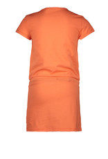 Bampidano Bampidano meisjes jurk Dunja Coral