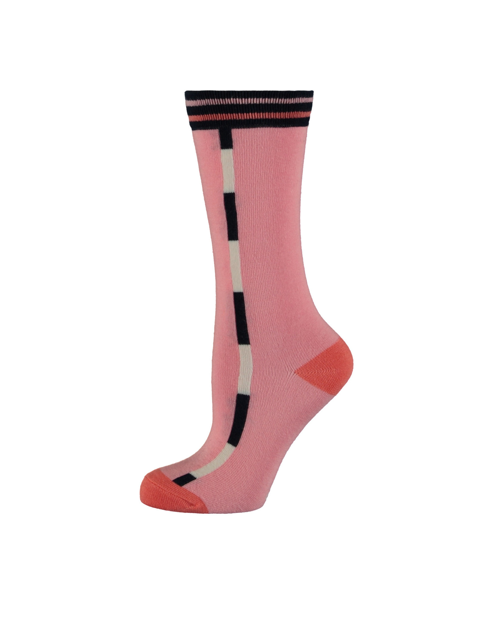 Bampidano Bampidano meisjes sokken Diore Light Pink