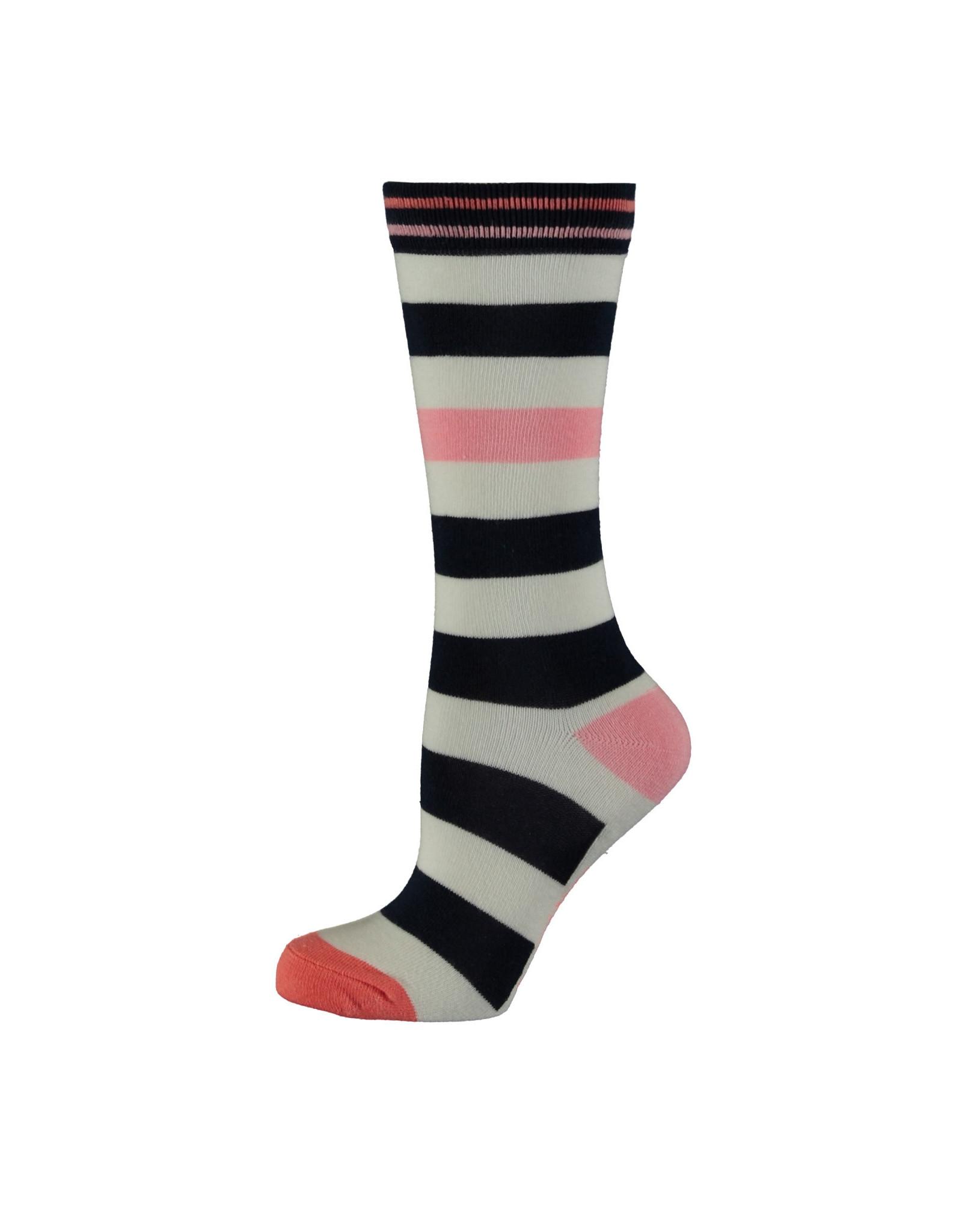 Bampidano Bampidano meisjes sokken Diore Indio Stripe