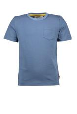 Bampidano Bampidano jongens t-shirt Dave Stone Blue