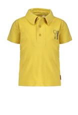 Bampidano Bampidano jongens polo t-shirt Dax Yellow