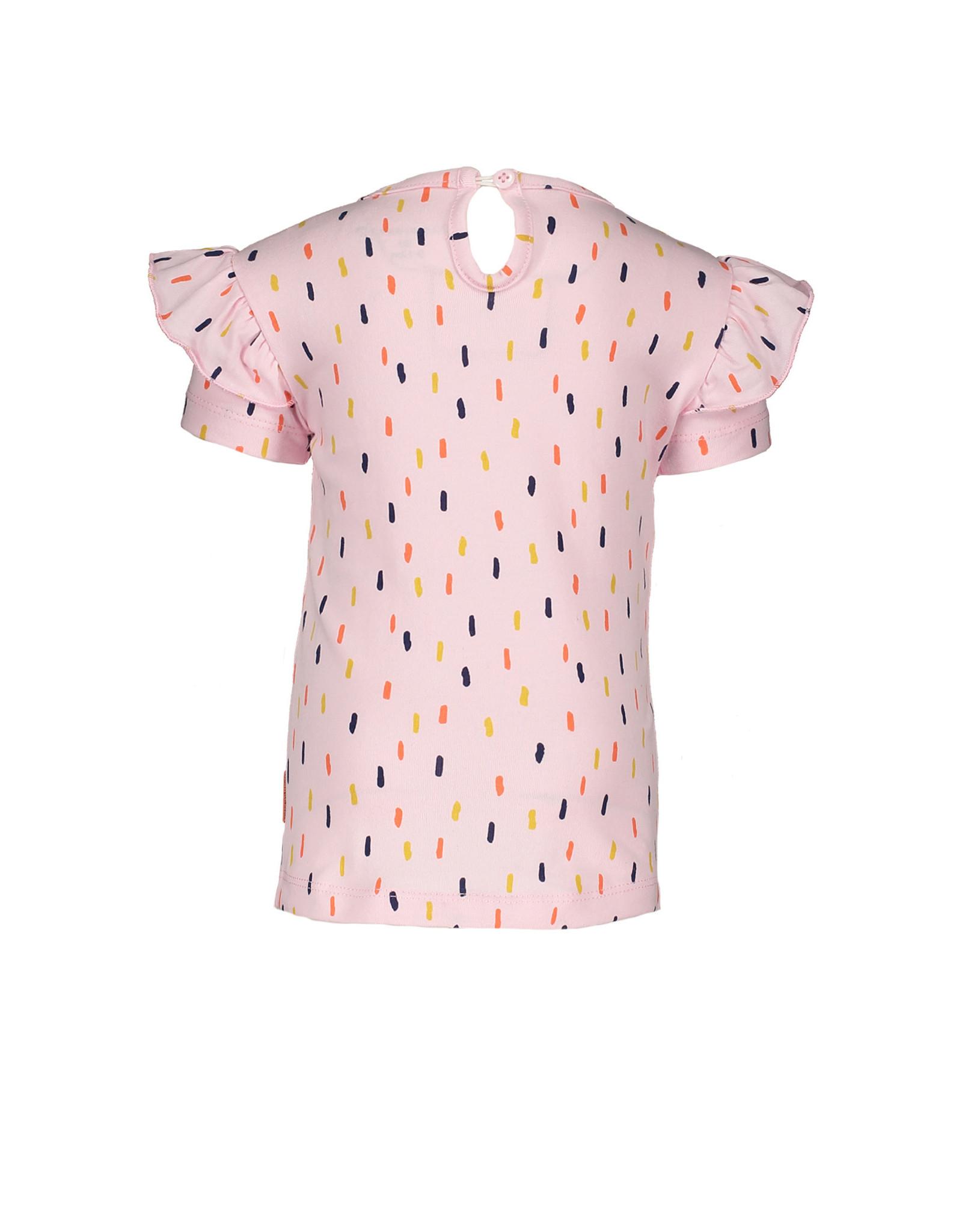 Bampidano Bampidano baby meisjes Doortje Light Pink