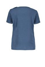 Bampidano Bampidano baby jongens t-shirt Dave Stone Blue