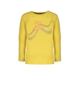 Bampidano Bampidano baby jongens shirt Delano Yellow