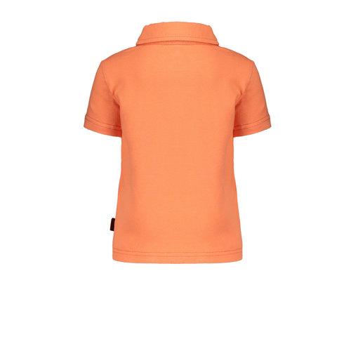 Bampidano Bampidano baby jongens polo t-shirt Dax Coral