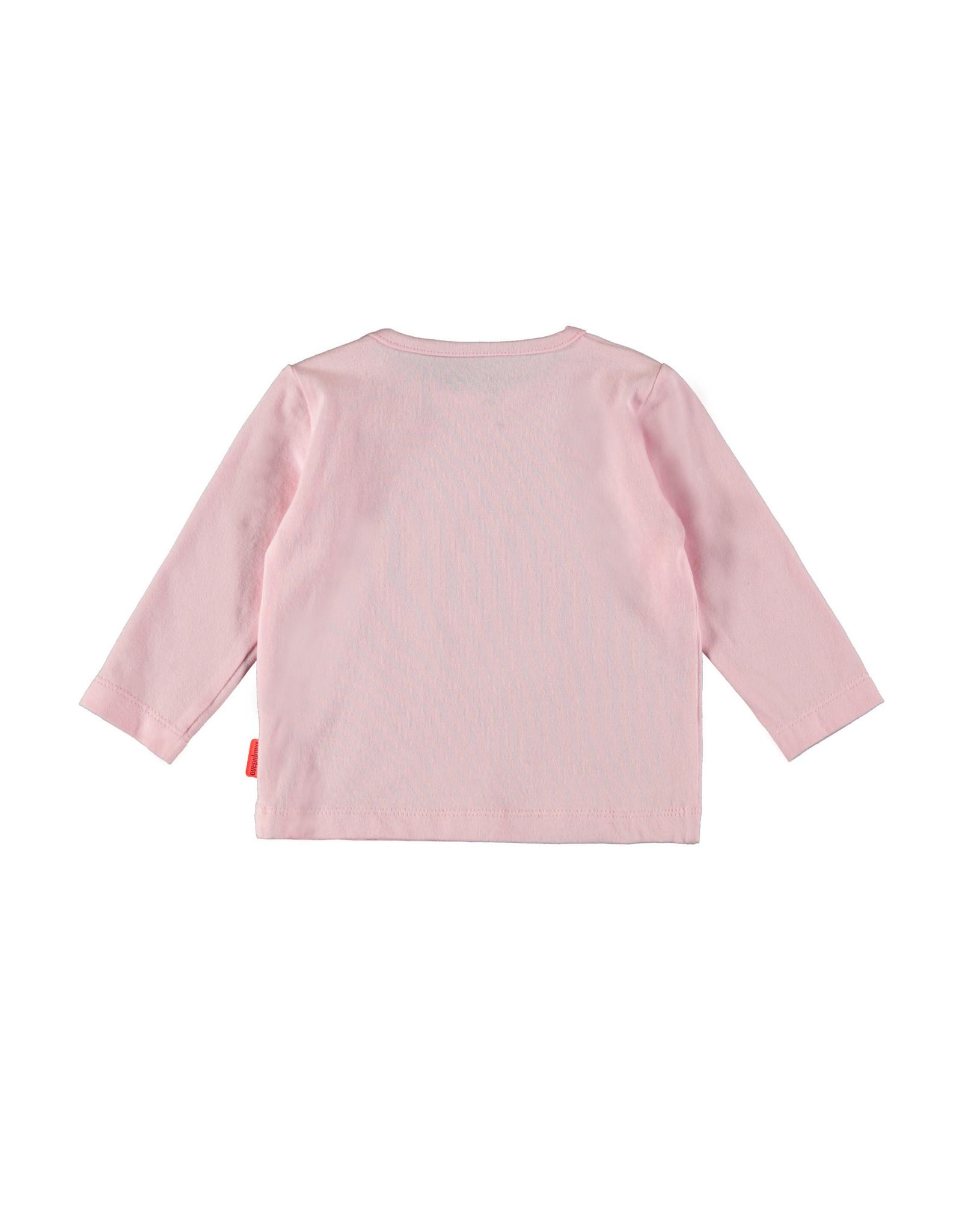 Bampidano Bampidano newborn meisjes shirt Dewi Light Pink