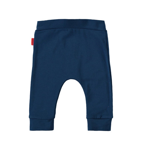 Bampidano Bampidano newborn jongens joggingbroek Ellis Blue