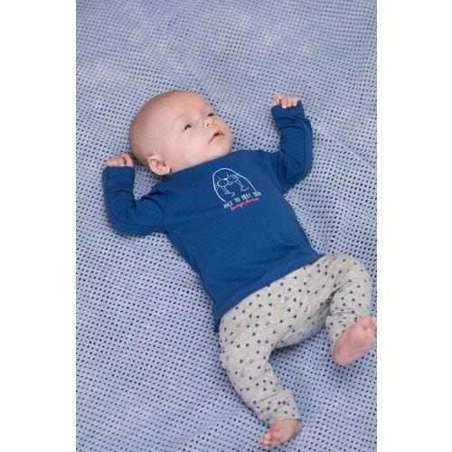 Bampidano Bampidano newborn jongens joggingbroek Erin Grey Melee