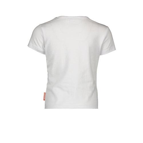 Bampidano Bampidano meisjes t-shirt Ella White
