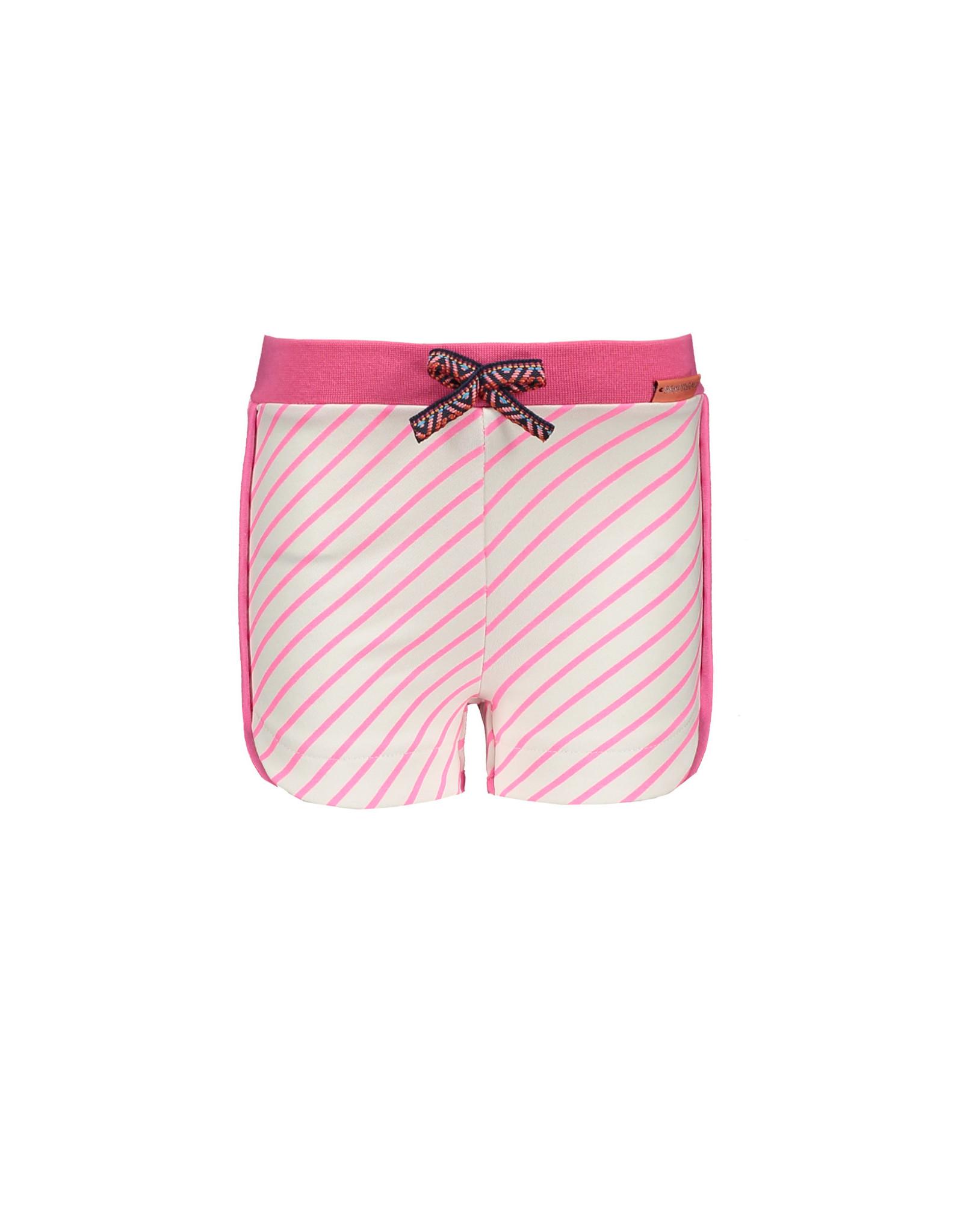 Bampidano Bampidano meisjes korte joggingbroek Eileen Neon Pink