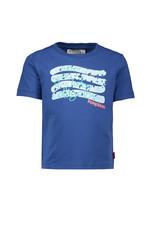 Bampidano Bampidano jongens t-shirt Enzo Blue