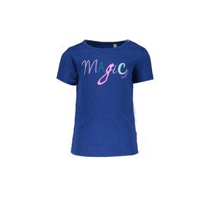Bampidano Bampidano baby meisjes t-shirt Ella Blue