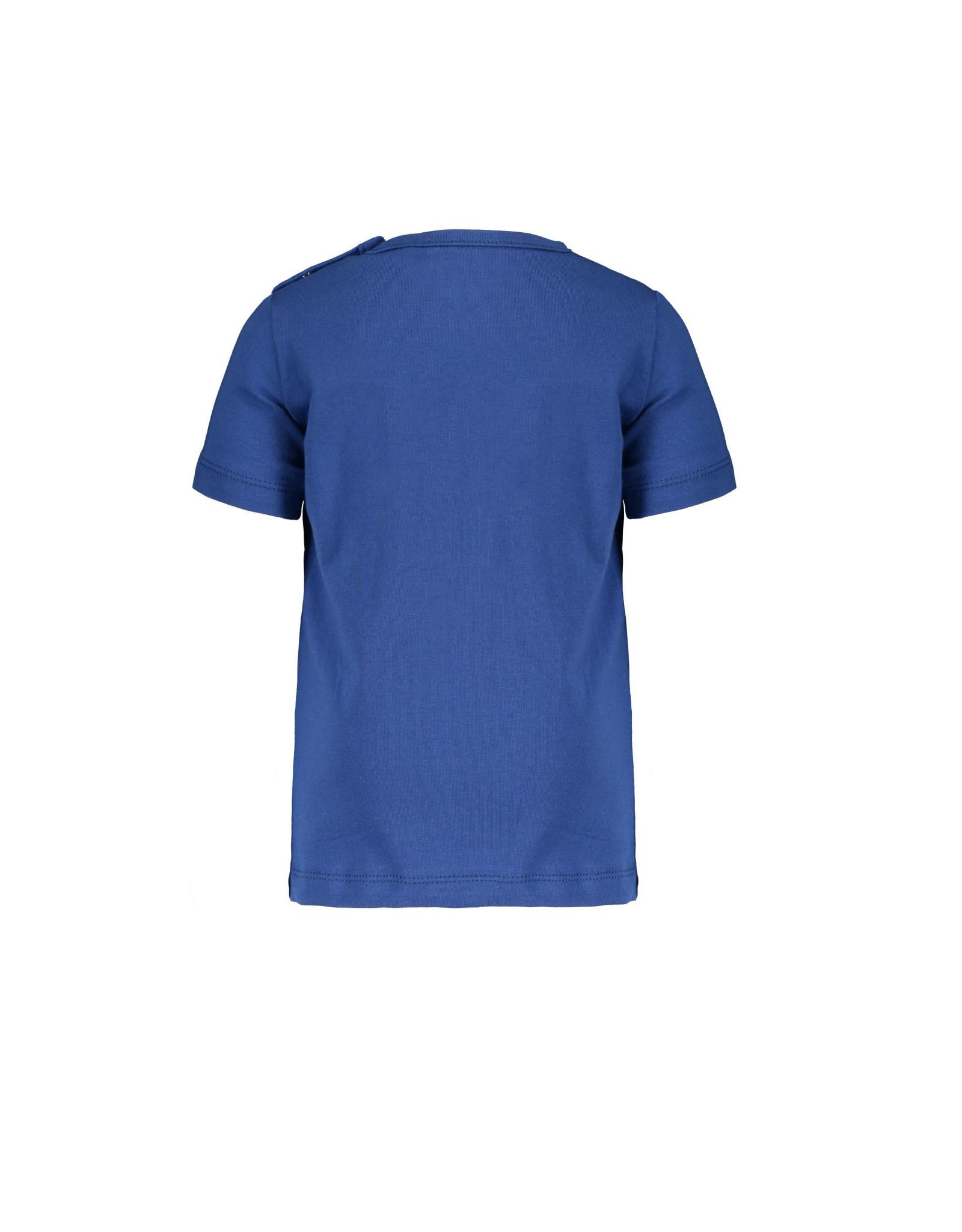 Bampidano Bampidano baby jongens t-shirt Enzo Blue