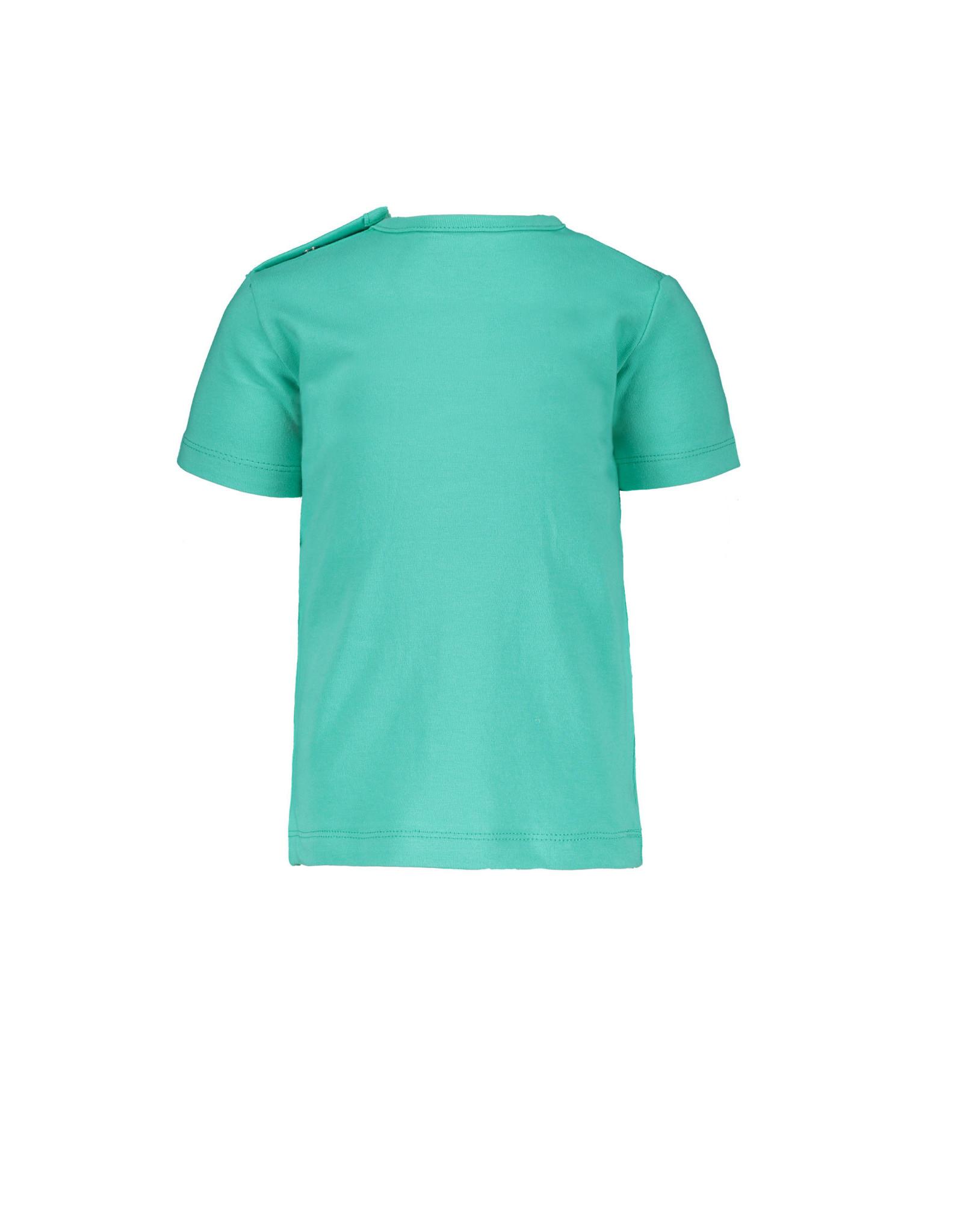 Bampidano Bampidano baby jongens t-shirt Enzo Green