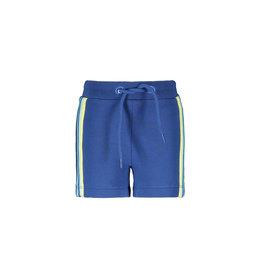 Bampidano Bampidano baby jongens korte joggingbroek Eliah Blue