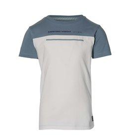 LEVV Levv jongens t-shirt Marlow Vintage Blue