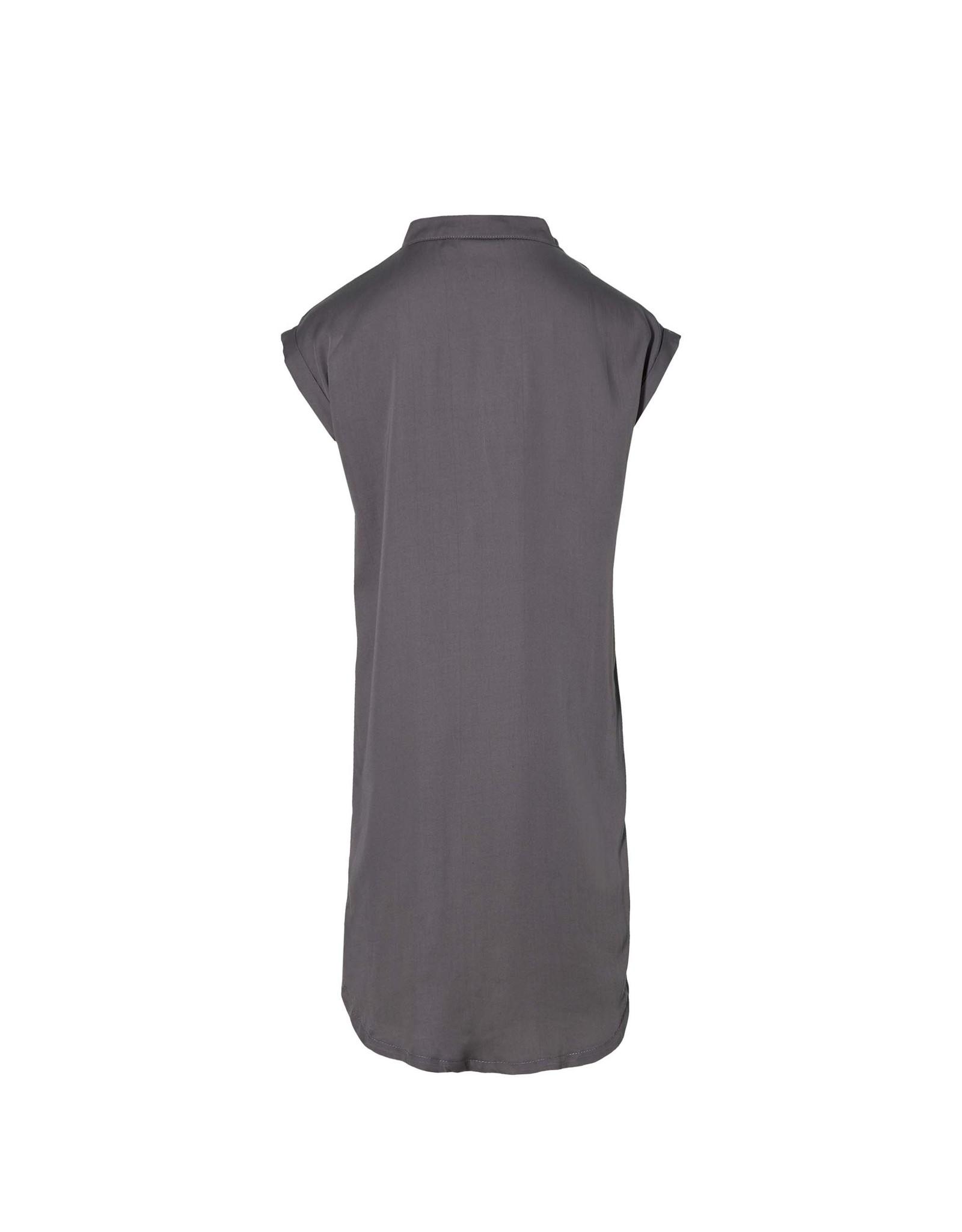 LEVV Levv meiden jurk Mariska Steel Grey