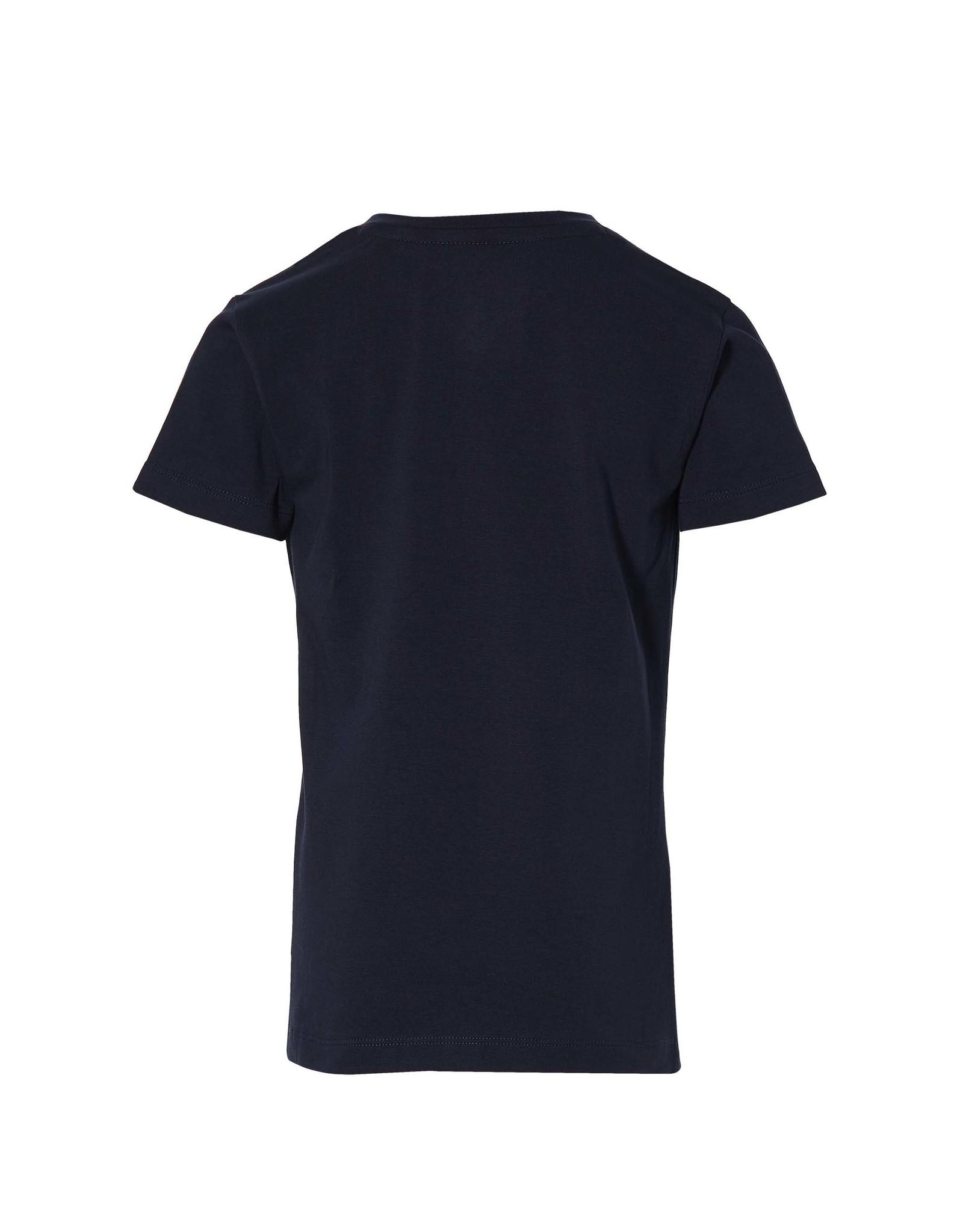LEVV Levv jongens t-shirt Marcel Dark Blue