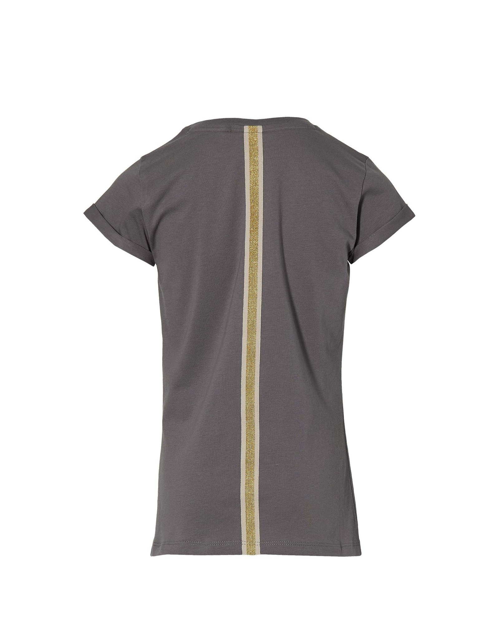 LEVV Levv meiden t-shirt Marita Steel Grey