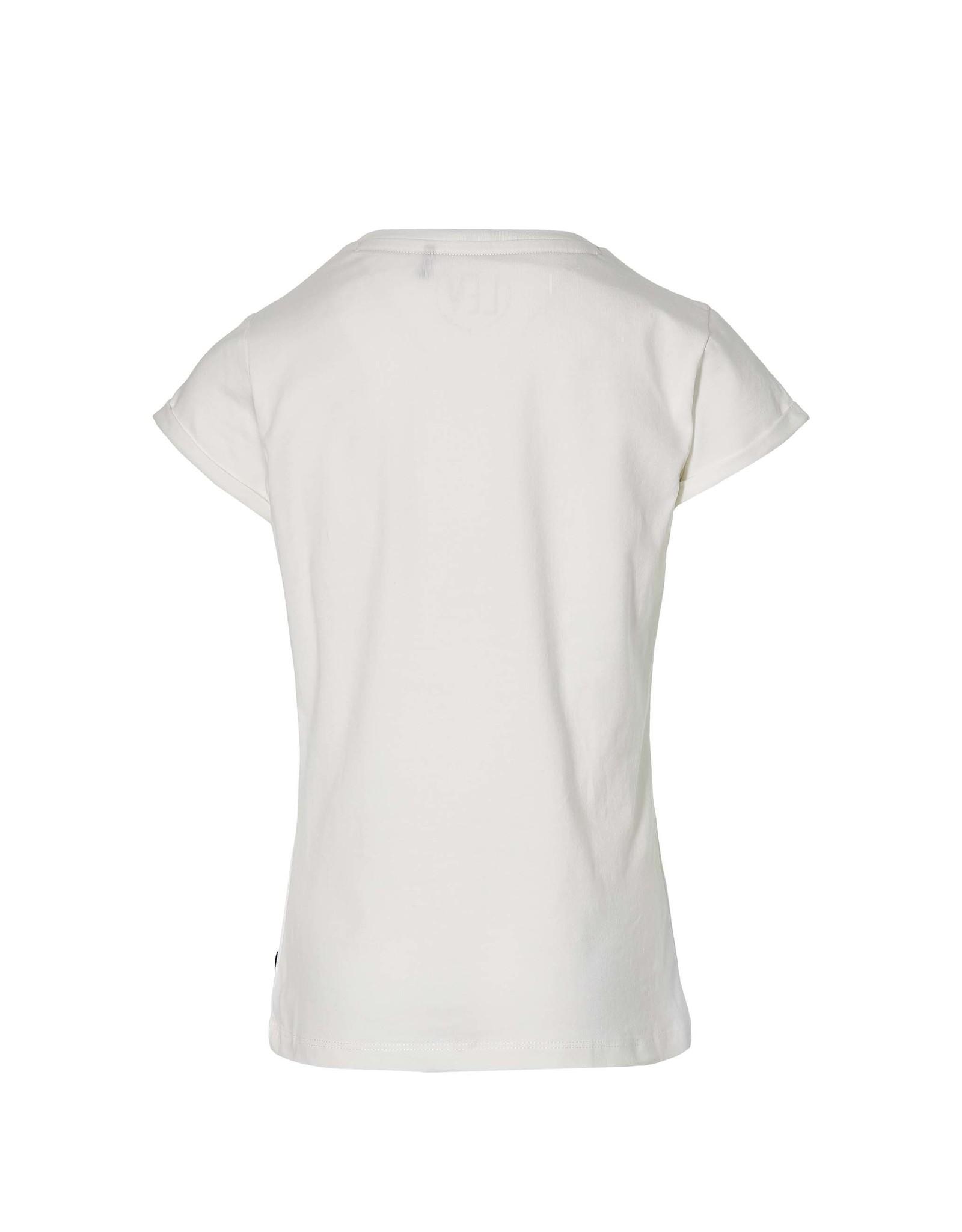 LEVV Levv meiden t-shirt Marlin White
