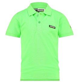 Raizzed Raizzed jongens polo t-shirt Kobe Neon Green