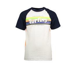 TYGO & vito TYGO & vito jongens t-shirt Surfing Navy