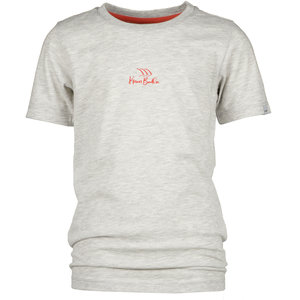 Vingino Vingino jongens Kiran t-shirt Haku Light Grey Melee