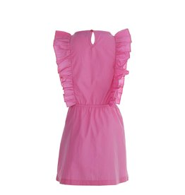 Quapi Quapi meisjes jurk Fauve Pink Sweet