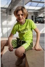 Quapi Quapi jongens korte joggingbroek Florijn Green Mid
