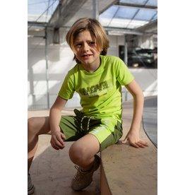 Quapi Quapi jongens t-shirt Fayez Lime Fresh