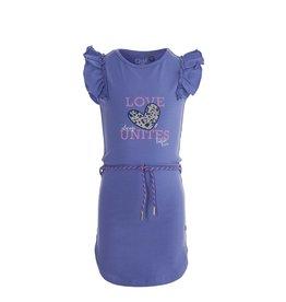 Quapi Quapi meisjes jurk Fee Lilac Summer