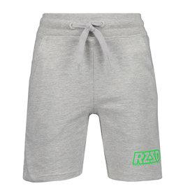 Raizzed Raizzed jongens korte broek Rome Light Grey Melee S21