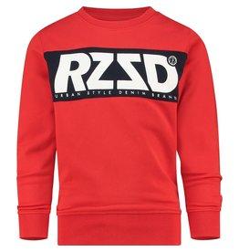 Raizzed Raizzed jongens sweater Novato Perfect Red