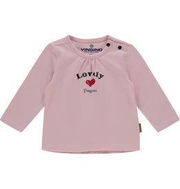 Vingino Vingino baby meisjes shirt Judith Light Pink