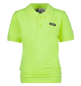 Raizzed Raizzed jongens polo t-shirt Kobe Neon Yellow
