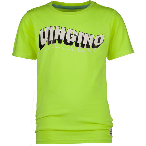 Vingino Vingino jongens t-shirt Haluk Chill Yellow
