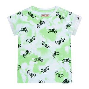RETOUR Retour baby jongens t-shirt Dio Bright Mint