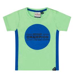 RETOUR Retour baby jongens t-shirt Guus Bright Mint