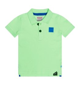 RETOUR Retour baby jongens polo t-shirt Eelco Bright Mint
