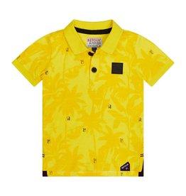RETOUR Retour baby jongens polo t-shirt Felix Fresh Yellow