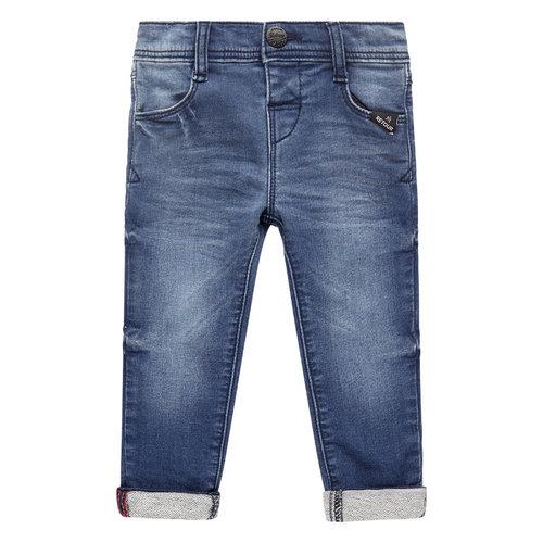 RETOUR Retour baby jongens jeans Sandro Medium Blue Denim