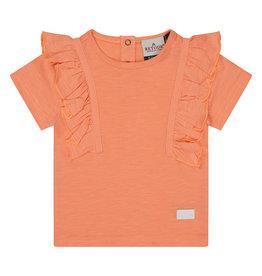 RETOUR Retour baby meisjes t-shirt Angel Peach