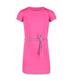 4President 4President meisjes korte mouwen jurk Davina Rasberry