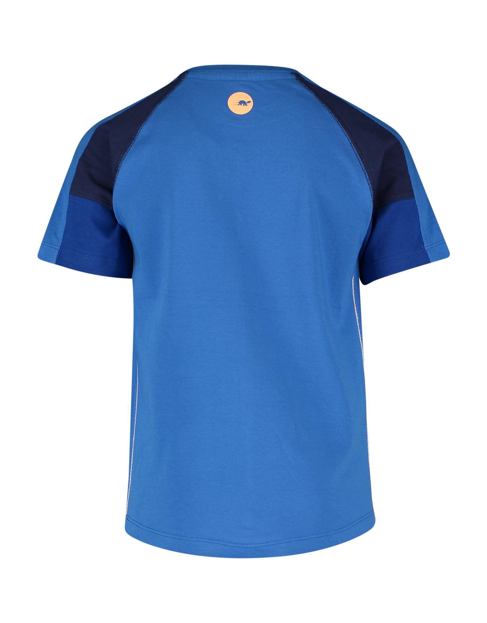 4President 4President jongens t-shirt Mack Blue