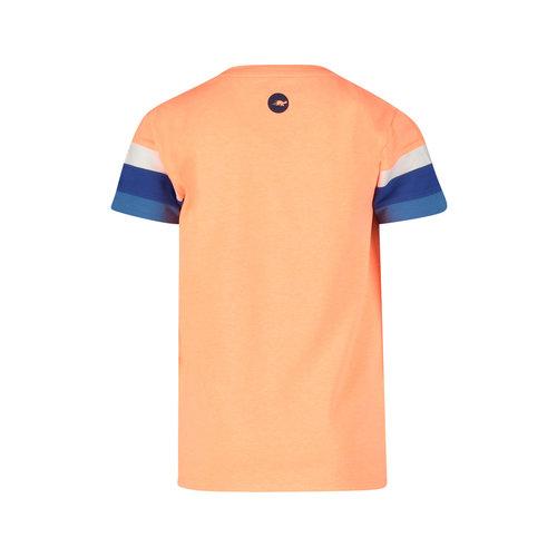 4President 4President jongens t-shirt Madoc Neon Orange