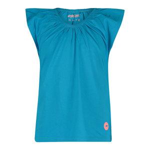 4President 4President meisjes t-shirt Clarissa Dark Turquoise