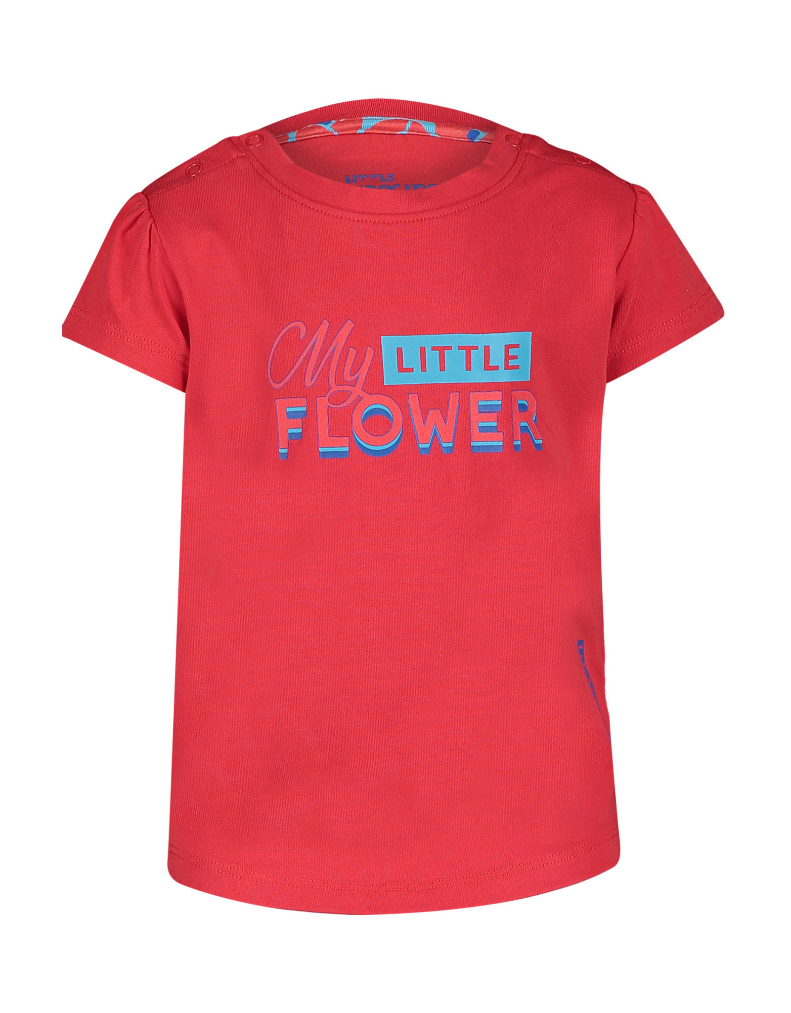4President 4President meisjes t-shirt Franny Red