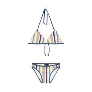 Quapi Quapi meisjes bikini Ainoa Multi Stripe